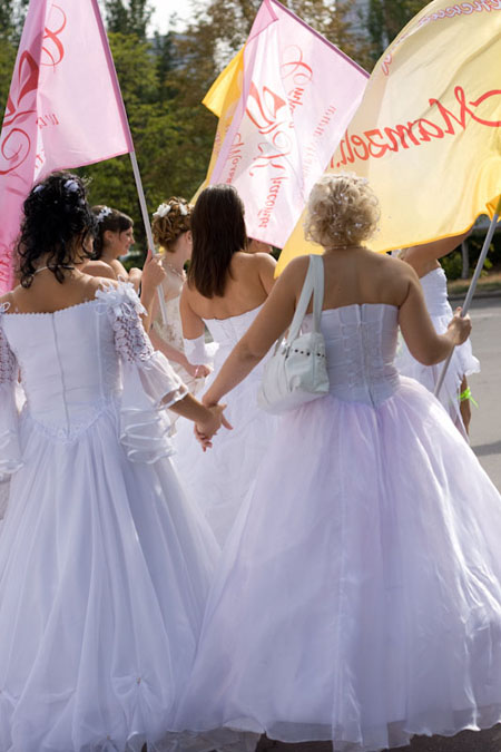 Вы просматриваете изображения у материала: Невесты Тольятти ОТЧЕТ №1