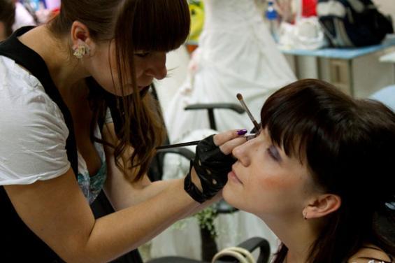 парад невест Тольятти прически