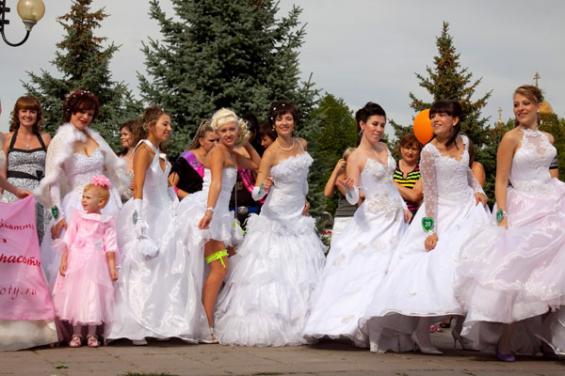 невесты Тольятти ЗАГС фото